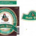 Brauerei Fässla/Bamberg: Gold Pils (Nr. 225)
