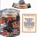 Brauerei Hebendanz/Forchheim: Jubiläums Festbier (Nr. 230)