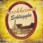 Brauereivereinigung Pegnitz/Pegnitz: Forchheimer Schlüggla (Nr. 229)