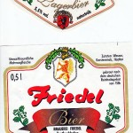 Brauerei Friedel/Zentbechhofen: Lagerbier (Nr. 131)