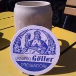 Brauerei Göller/Drosendorf: Urstoff (Nr. 119) und Görgla (Nr. 120)