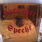Spessart Brauerei Specht/Kreuzwertheim: Gold-Specht (Nr. 163)