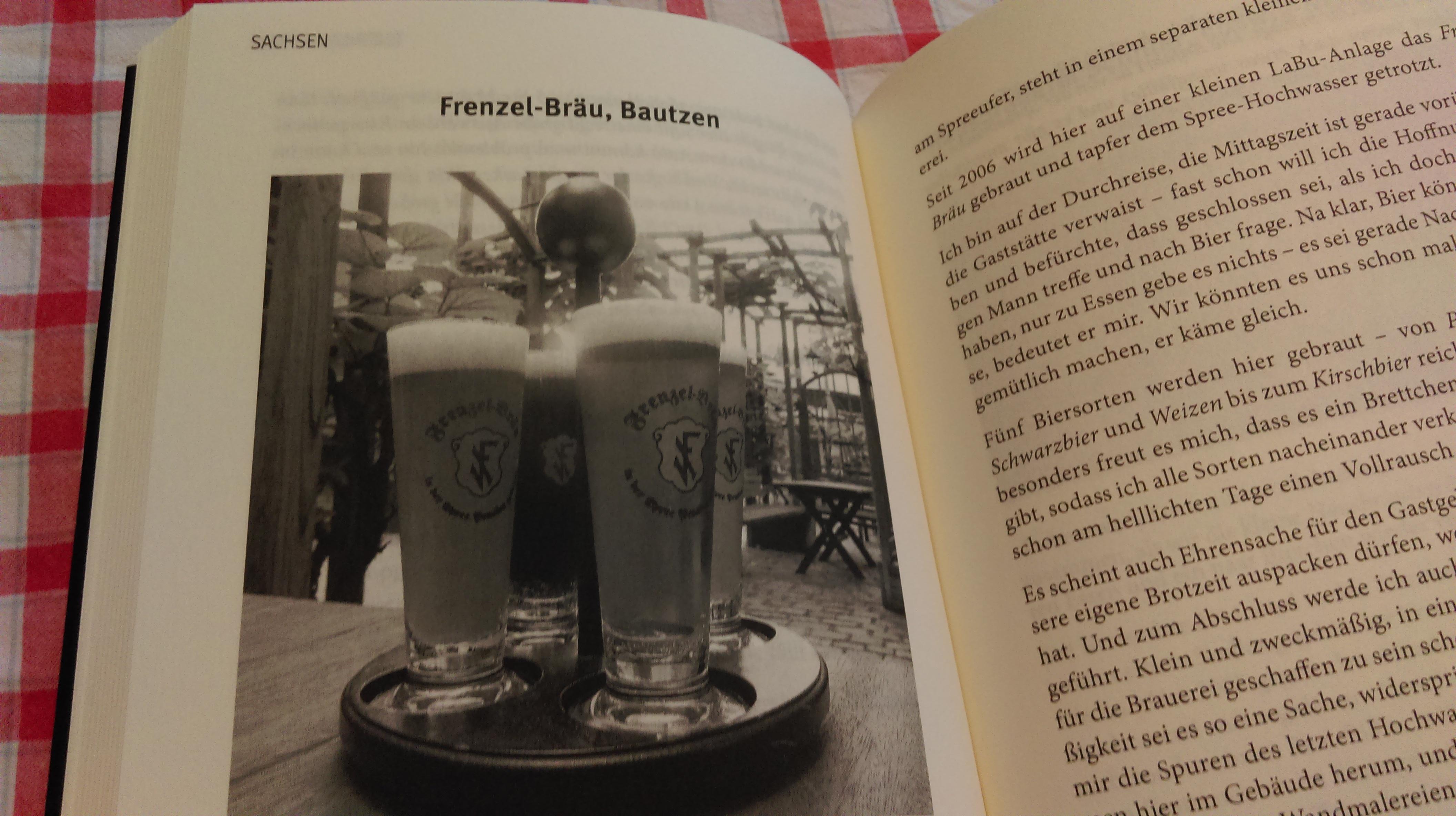 Bier&Buch: Volker Quante: Bier vor Ort – Bier-Scout