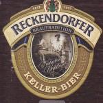 Schlossbrauerei Reckendorf: Reckendorfer Keller-Bier (Nr. 90)