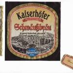 Brauerei Kaiserhof/Kronach: Schmäußbräu (Nr. 247)
