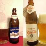 Brauerei Mager/Pottenstein: Weihnachtsbier (Nr. 1959)& Lang Bräu/Schönbrunn: Super Ale (Nr. 1960)