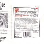 Klosterbrauerei Weißenohe/Weißenohe: Glocken Hell (Nr. 290)