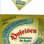 Brauerei Hufeisen/Pottenstein: Pottensteiner Bio-Dunkel (Nr. 292)