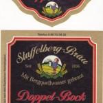 Staffelberg Bräu/Loffeld: Doppel-Bock (Nr. 308)