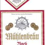 Mühlenbräu/Mühlendorf: Bock (Nr. 264)