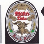 Mahr's Bräu/Bamberg: Bock-Bier (Nr. 305)