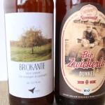 Brauerei Kundmüller/Weiher: Zwickerla Dunkel & Orcabrau/Nürnberg: Brokantie (Nr. 2000 & 2001)
