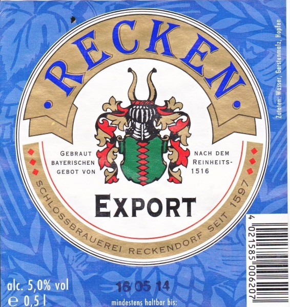 reckendorfer-export