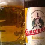 Brauerei Sauer/Gunzendorf: Gunzendorfer Vollbier (Nr. 322)