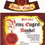 Brauerei Murrmann/Untersiemau: Prinz Eugen Dunkel Exportbier (Nr. 327)