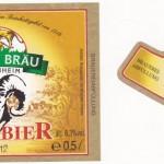 Löwenbräu/Buttenheim: Bockbier Dunkel (Nr. 317)
