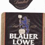 Blauer Löwe/Höchstadt a.d.Aisch: Dunkel (Nr. 315)