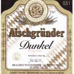 Windsheimer Bräu/Gutenstetten: Aischgründer Dunkel (Nr. 326)