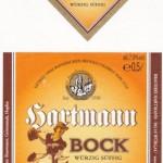 Brauerei Hartmann/Würgau: Bock (Nr. 319)