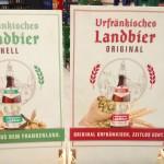Brauerei Kesselring/Marktsteft: Urfränkisches Landbier Hell & Original (Nr. 2020)