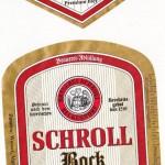 Brauerei Schroll/Reckendorf: Bock (Nr. 368)
