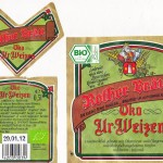 Rother Bräu/Roth i.d. Roth: Öko Ur-Weizen (Nr. 409)