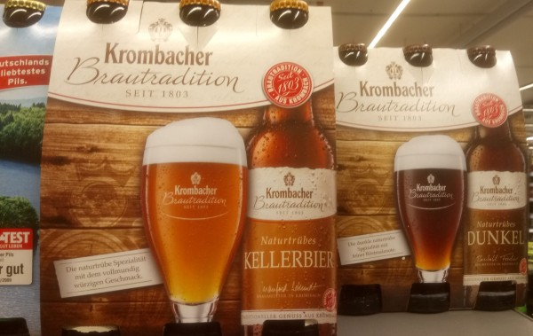 The next big thing: Kellerbier?!?!