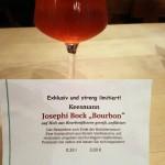 Brauerei Keesmann/Bamberg: Josephi Bock Bourbon (Nr. 2074)