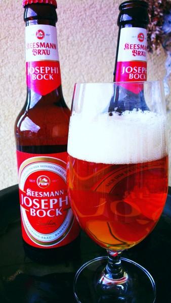 Ausgangsmaterial ist der helle Josephi Bock.