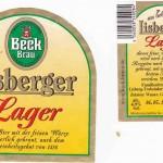 Beck Bräu/Trabelsdorf: Lisberger Lager (Nr. 22)