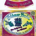 Brauerei Hübner/Steinfeld: Christkindla (Nr. 2)