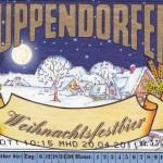 Brauerei Grasser/Huppendorf: Weihnachtsfestbier (Nr. 1)