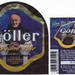 Brauerei Göller/Zeil am Main: Fasten Bier (Nr. 68)
