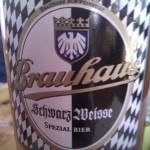 Brauhaus Schweinfurt/Schweinfurt: SchwarzWeisse (Nr. 157)