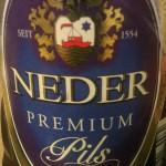 Brauerei Neder/Forchheim: Premium Pils (Nr. 1174)