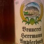 Brauerei Herrmann/Ampferbach: Kellerbier (Nr. 1173)