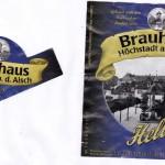 Brauhaus Höchstadt/Höchstadt a. d. Aisch: Helles (Nr. 1200)