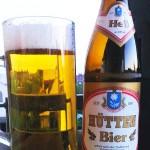 Brauerei Hütten/Warmensteinach: Hell (Nr. 1245)