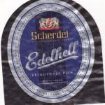 Scherdel (Kulmbacher)/Hof: Edelhell (Nr. 1257)