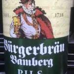 Bürgerbräu Bamberg (Kaiserdom)/Bamberg: Pils (Nr. 1309)