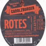 Brauhaus Brandmeier/Cadolzburg: Rotes (Nr. 1175)