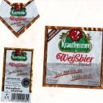 Brauerei Düll/Krautheim: Weißbier Dunkel (Nr. 1333)