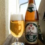 Obendorfer (gebraut bei Püls Bräu)/Weismain: Edel Pils (Nr. 1321)