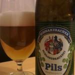 Schlossbrauerei Schwarzbach/Schwarzbach: Hopfenperle (Nr. 1399)