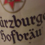 Würzburger Hofbräu (Kulmbacher)/Würzburg: Leicht (Nr. 1567)