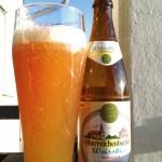 Brauereigasthof Geyer/Oberreichenbach: Weißbier naturtrüb (Nr. 1649)