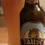 Brauerei Faust/Miltenberg: Hefeweizen Hell (Nr. 1675)