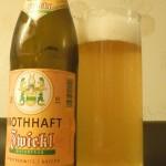 Brauerei Nothhaft/Marktredwitz: Zwickl (Nr. 1736)