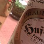 Brauerei Hufeisen/Pottenstein: Pottenstein's Premium Pils (Nr. 1795)