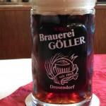 Brauerei Göller/Drosendorf: Bockbier (Nr. 1836)